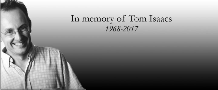 Tom Isaacs EJN Special Issue